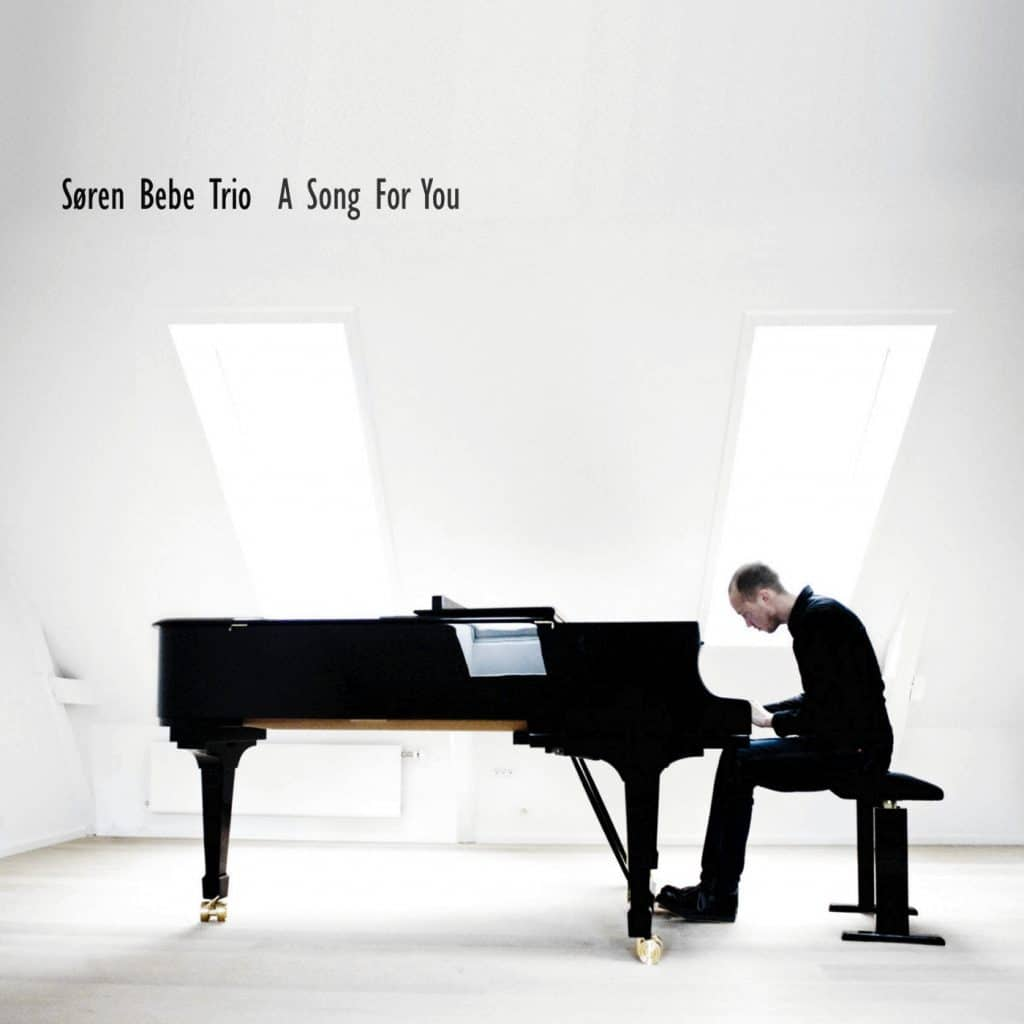 digital download of the album a song for you by soren bebe trio