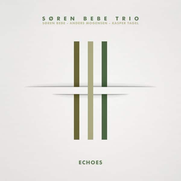 cd version of echoes by Søren Bebe Trio