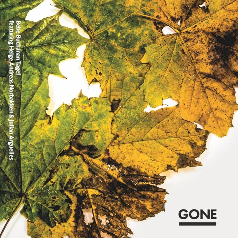 cd version of the album gone by bebe buchanan tagel featuring arguelles and norbakken
