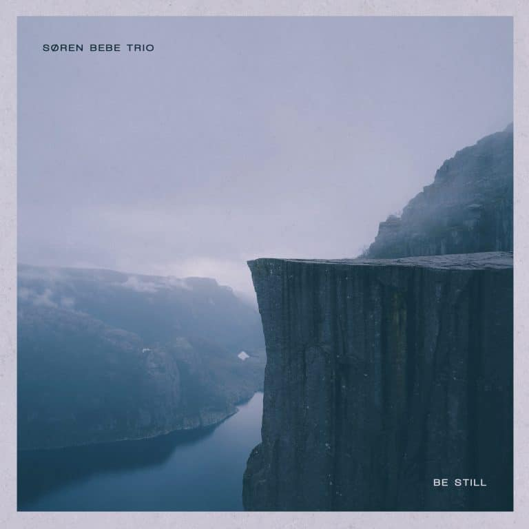 cover for the song Be still by Soren Bebe Trio